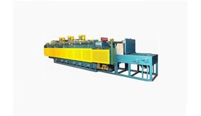 What is the use of mesh belt carburizing furnace?